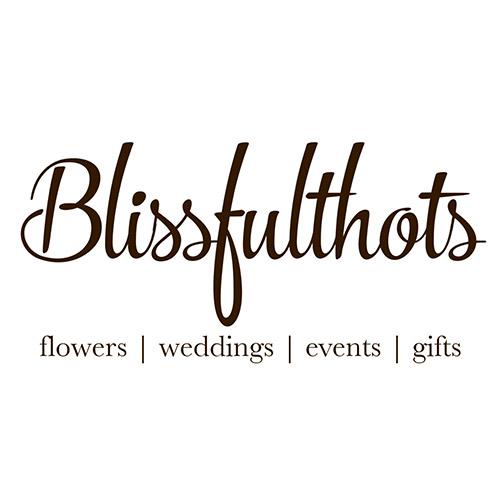 Blissfulthots (Florist) logo
