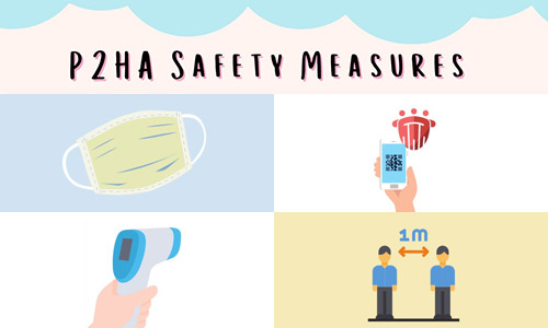P2HA Safety Measures