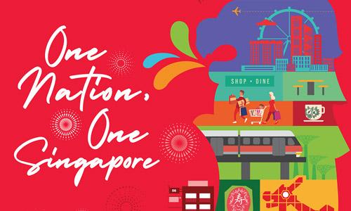 Singapore's 56th birthday